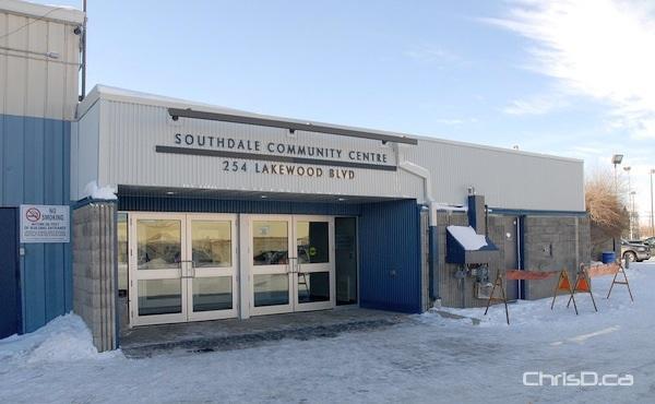 Southdale Community Centre (STAN MILOSEVIC / MANITOBAPHOTOS.COM)