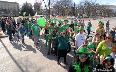 St. Patrick's Day Parade Planned for Saturday