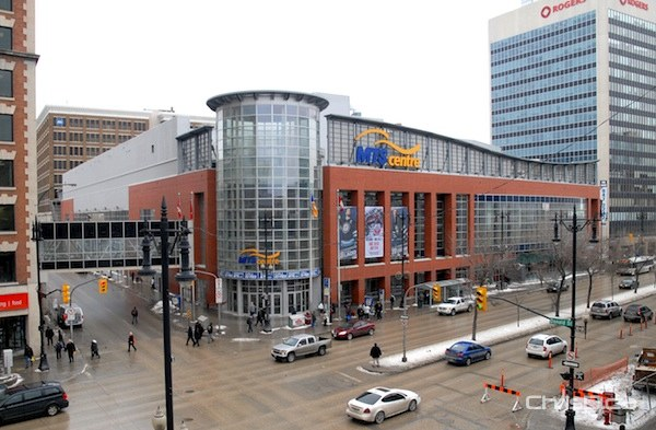 MTS Centre (STAN MILOSEVIC / CHRISD.CA FILE)