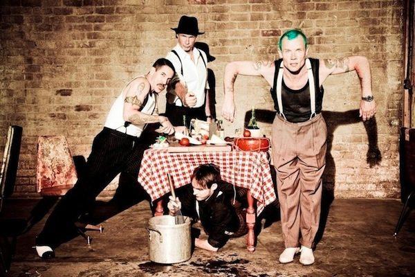 Red Hot Chili Peppers (ELLEN VON UNWERTH / HANDOUT)