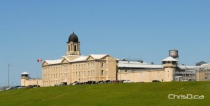 Stony Mountain Institution
