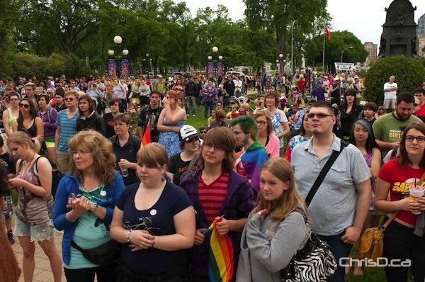 gay pride Winnipeg