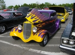 Collector Cars to Pack Legislative Grounds on Friday