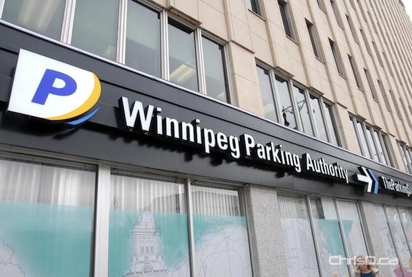 Winnipeg Parking Authority