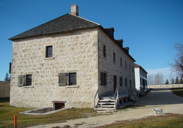 Lower Fort Garry Historical Site (WIKIPEDIA)