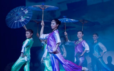 Chinese Culture Celebrated Over the Next Three Days