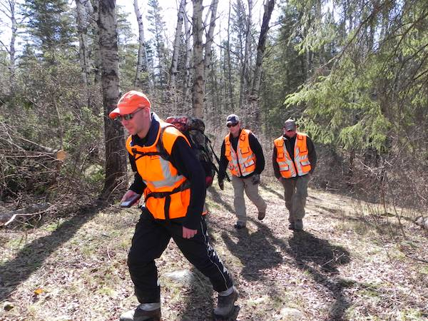 Manitoba search and rescue (SAR)