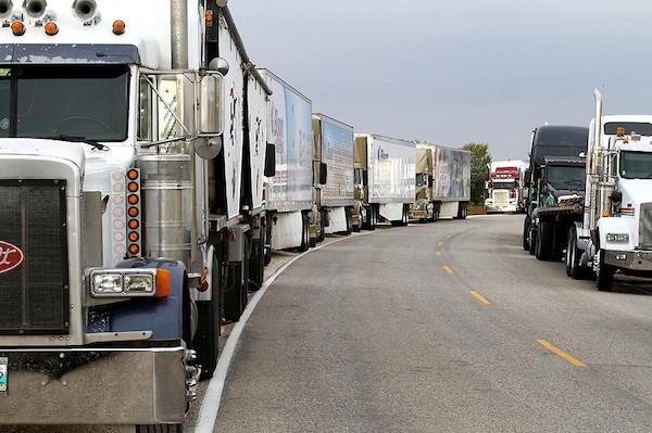 Semi-Trailer Trucks