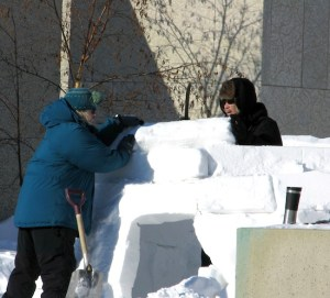 Winnipeg Art Gallery - Igloo