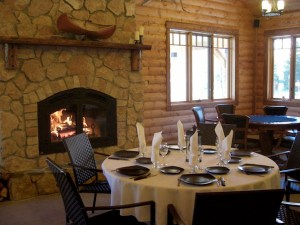 Bakers Narrows Lodge - Dining Room