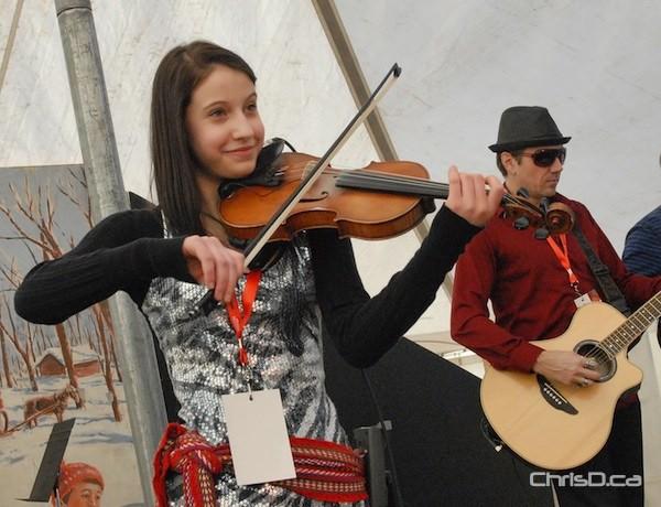Festival du Voyageur Fiddler