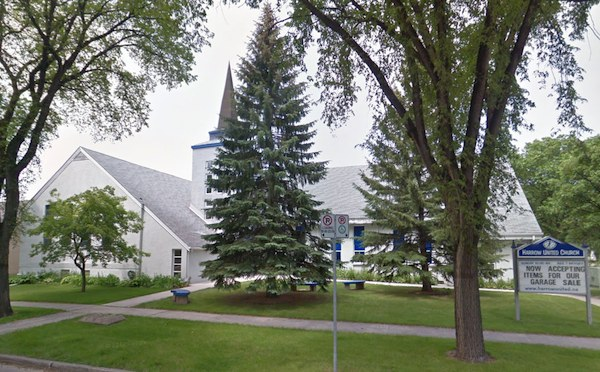 Harrow United Church