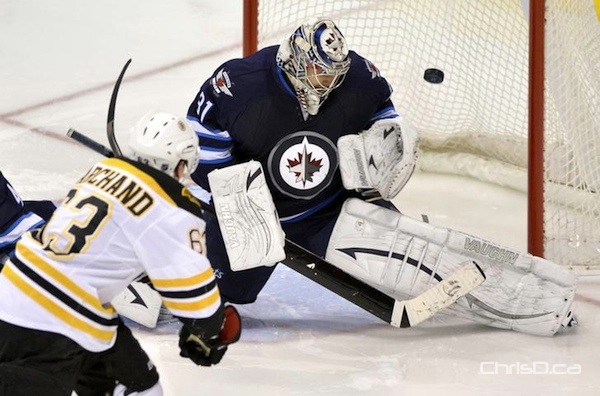 Winnipeg Jets - Boston Bruins