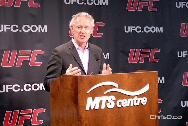Tom Wright - UFC