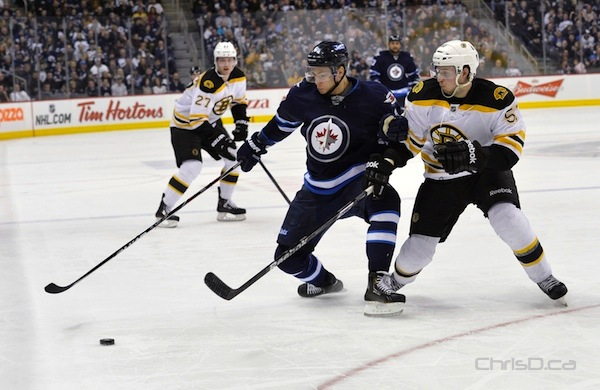 Winnipeg Jets - Alexander Burmistrov