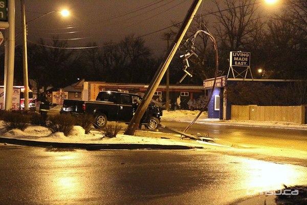 Archibald Street Accident