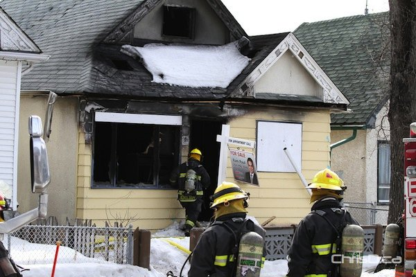 Boyd Avenue Fire