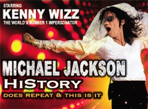 CONTEST: Win Tickets to 'Michael Jackson the History Show'
