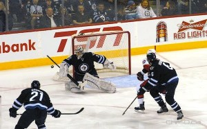 Winnipeg Jets - Carolina Hurricanes