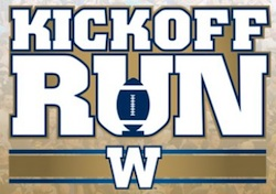 Winnipeg Blue Bombers Kickoff Run