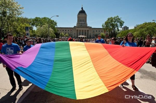 Pride Winnipeg Festival