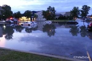 Wilkes Avenue Flooding