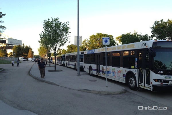 Winnipeg Transit - Stadium