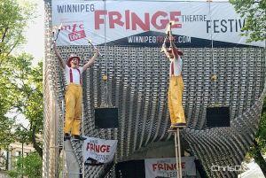 The Circus Firemen - Winnipeg Fringe Theatre Festival