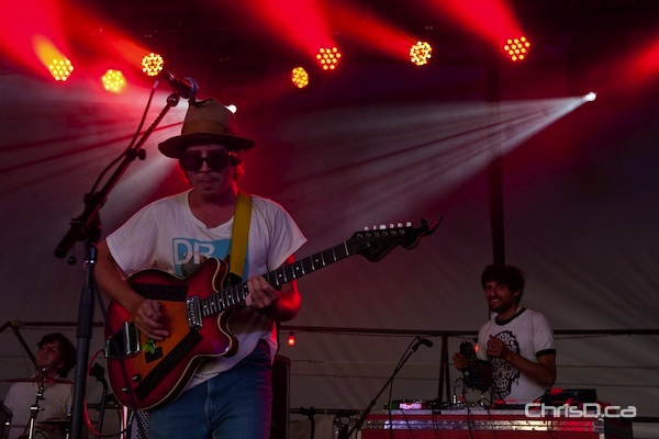 Dr. Dog - Winnipeg Folk Festival