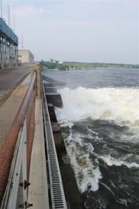 Powerview - Pine Falls Dam