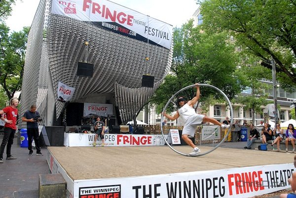 Strength Project - Winnipeg Fringe Theatre Festival