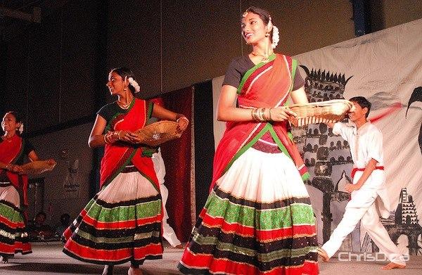 Tamil Pavilion - Folklorama