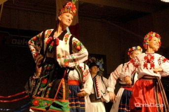 Spirit of Ukraine Pavilion - Folklorama