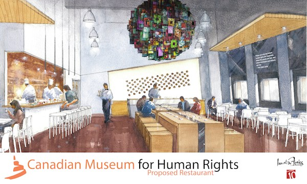 Inn at The Forks - Canadian Museum for Human Rights