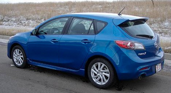 Mazda3 GS-Sky