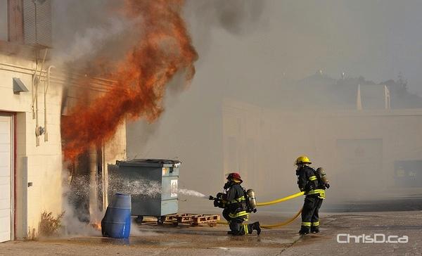 Sanford Street Fire