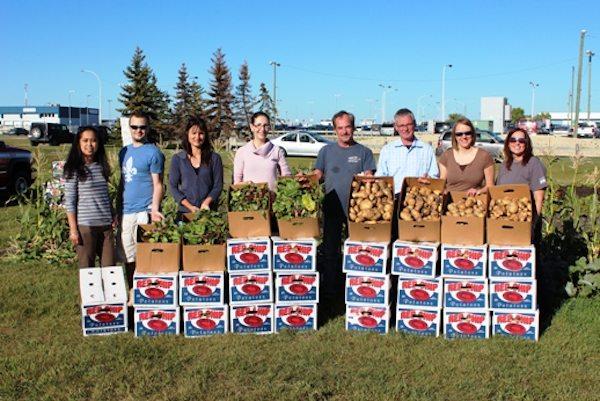 Winnipeg Harvest - Grow-A-Row