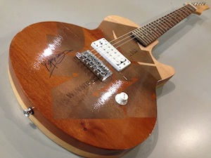 George Benson Guitar