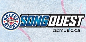 CBC Hockey Night in Canada Song Quest