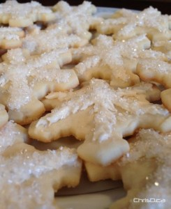 Christmas Cookies - Baking