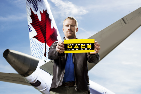 Jon Montgomery - Amazing Race Canada