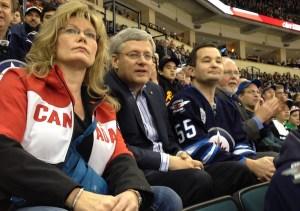 Stephen Harper - Winnipeg Jets