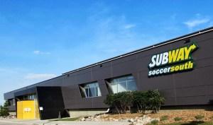 Subway Soccer South