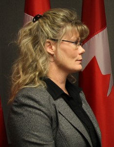 MP Shelly Glover. (SHANE GIBSON/METRO WINNIPEG)