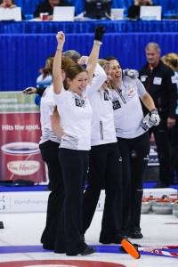 Team Jennifer Jones
