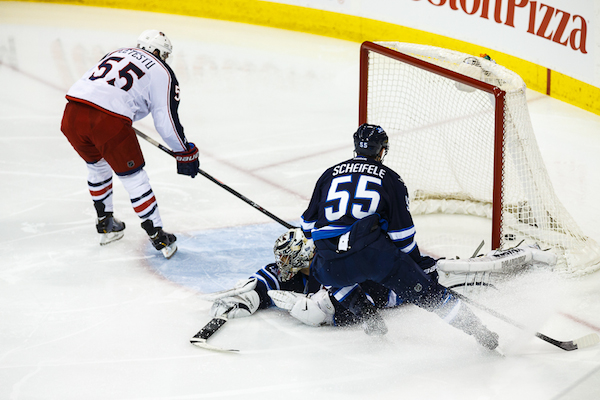 Winnipeg Jets - Columbus Blue Jackets
