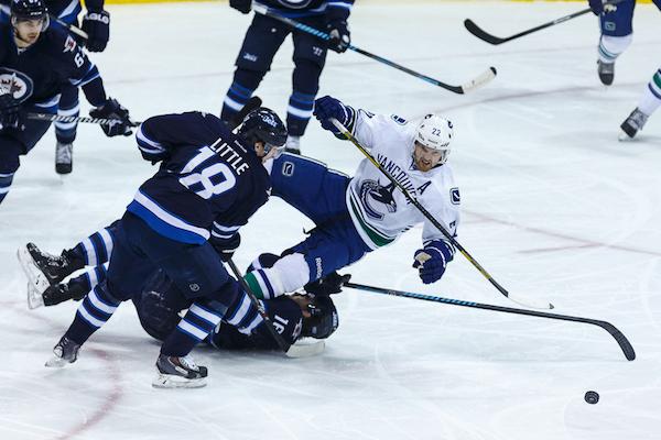 Winnipeg Jets - Vancouver Canucks