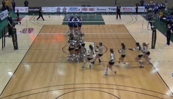 University of Manitoba Women's Volleyball