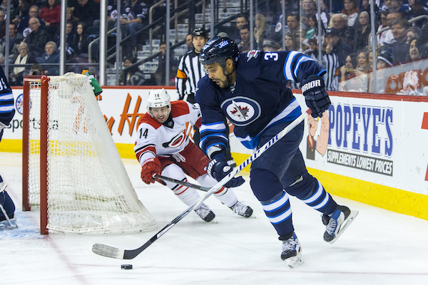 Dustin Byfuglien - Winnipeg Jets