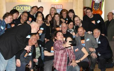 FAB 94.3 Moves to Downtown Studios